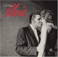 Cover Elvis Presley - Love, Elvis [2008]